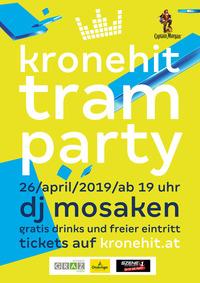 kronehit tram party 2019@Jakominiplatz