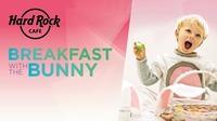 Frühstück mit dem Osterhasen im Hard Rock Cafe Vienna@Hard Rock Cafe Vienna
