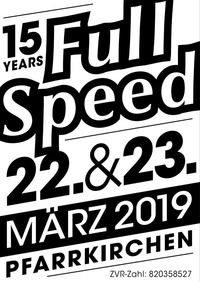 Full Speed@Full Speed Party