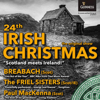 24th Guinness Irish Christmas The Original Show: