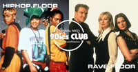 90ies Club mit HIPHOP.floor / R'n'B Special@The Loft