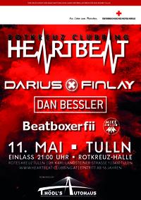 Heartbeat - Das Rotkreuz Clubbing@Rotes Kreuz Bezirksstelle Tulln