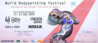 World Bodypainting Festival – Edition #22 - Celebrating Visual Culture & Music @Bodypaint City
