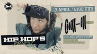Hip Hop's Finest mit Chill-ill