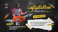 Luftgitarrencontest /w Marco Pogo (Turbobier)@GEI Musikclub