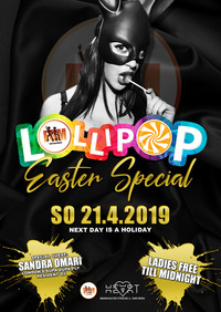 Lollipop Ostern Special@Heart Club
