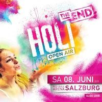 HOLI FESTIVAL DER FARBEN Salzburg@Red Bull Arena