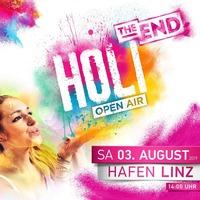 HOLI FESTIVAL DER FARBEN Linz