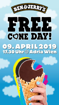 Ben & Jerry's Free Cone Day 2019