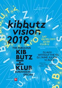 Kibbutzvision 2019: The fabulous Kibbutz Klub Eurovision Special