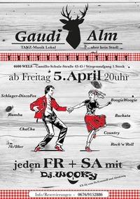Gaudi Alm Opening-Weekend