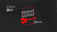 Friday GEIday Nirvana-Special mit Brillex