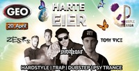 Purple Panda presents: HARTE EIER@GEO