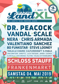 5 Jahre Candyland XL on 3 floors