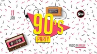 90s Party@GEI Musikclub