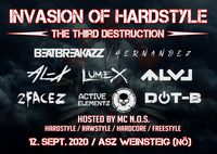 Invasion of Hardstyle 2020