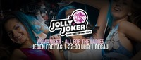 Womanizer - All for the Ladies@JOLLY JOKER
