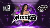Miss K8 live