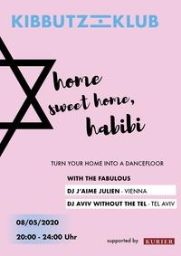 Kibbutz Klub: home sweet home, habibi@Livestream