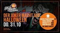 Halloween Clubbing & Jolly Joker@JOLLY JOKER