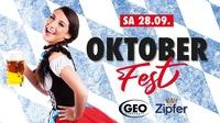 Oktober Fest Party@GEO