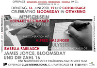 Bloomsday in Ottakring 2020@Cafe Club International C.I.