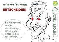 Mit innerer Sicherheit ENTSCHEIDEN!@Seepark Weiden am Neusiedler See