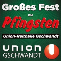 Pfingsfest Gschwand@Union-Reithalle