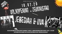 Das VolXopening am Zeugnistag mit JEBEDIAH & UVA@Volxhaus - Klagenfurt
