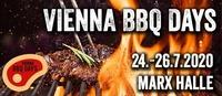 Grill und Genussfestival Wien - Vienna BBQ Days@Marx Halle Wien