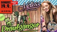 Die Draufgänger & Melissa Naschenweg! - 50. Oktoberfest Hartberg@Oktoberfest Hartberg