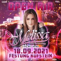 Melissa Naschenweng Open Air 2021@Festung Kufstein