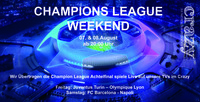 Champions League Weekend