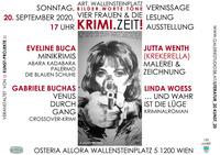Vier Frauen & die KRIMI.ZEIT! @Osteria Allora