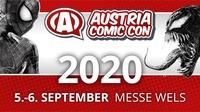 Austria Comic Con 2020