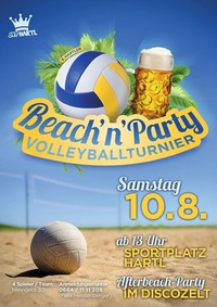 6. Beach'n'Party@ Jvp Hartl