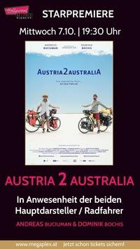 Starpremiere: Austria 2 Australia