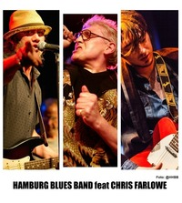 The Hamburg Blues Band feat. Chris Farlowe & Kriss Matthews@Reigen