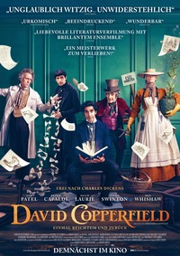 Filmpremiere: David Copperfield – einmal Reichtum und zurück@Cineplexx Apollo