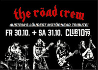 The Röad Crew (Motörhead Tribute)@Club 1019