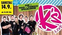 K's live! 50. Oktoberfest Hartberg@Oktoberfest-Hartberg