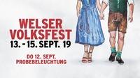 Welser Volksfest 2019 - Herbst
