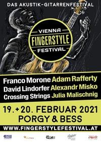 Vienna Fingerstyle Festival 2021@Porgy & Bess