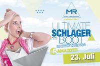 Ultimate Schlager Boot powered by EasySound Onlineradio@Landungssteg Klagenfurt - Wörthersee Schifffahrt