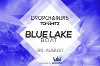 Blue Lake Boat powered by kronehit@Landungssteg Klagenfurt - Wörthersee Schifffahrt