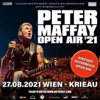 PETER MAFFAY & Band OPEN AIR 2021