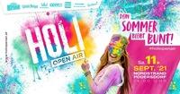 HOLI Festival der Farben Podersdorf 2021