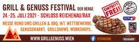 Grill & Genussfestival der Berge - Vienna ALPS BBQ Days - Tag 2@Schloss Reichenau