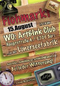 Flohmarkt@Art&Ink Club zum Mieten