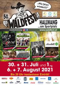 Waldfest Hallwang@Sportplatz Hallwang